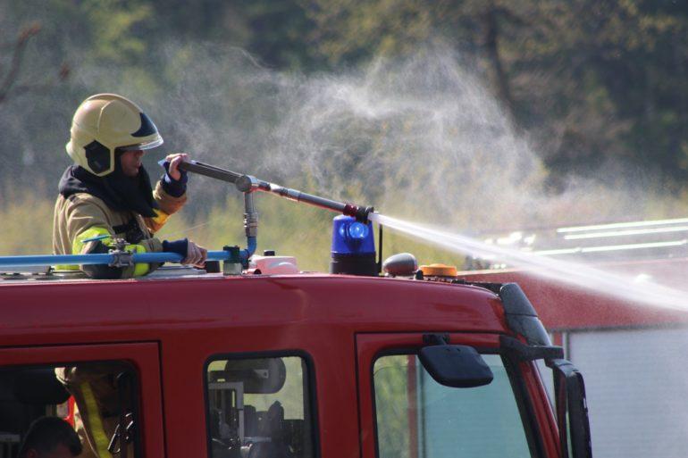 Bezpieczeństwo pożarowe instalacji fotowoltaicznych