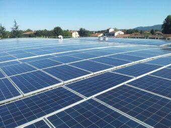 Ile ważą panele słoneczne
